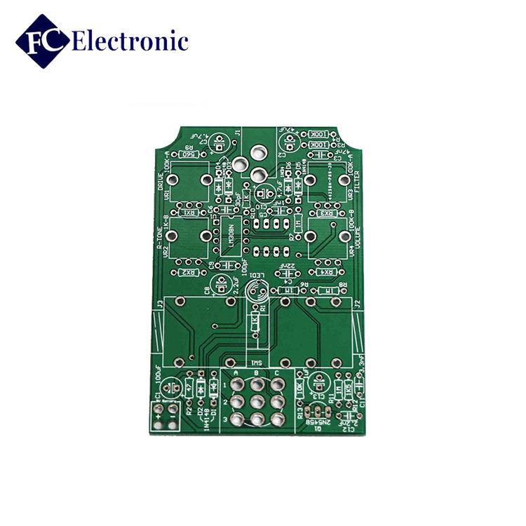 Eletrônica pcb fabricante da placa de circuito orador conjunto da placa do pwb fr1 pcb 94-v0