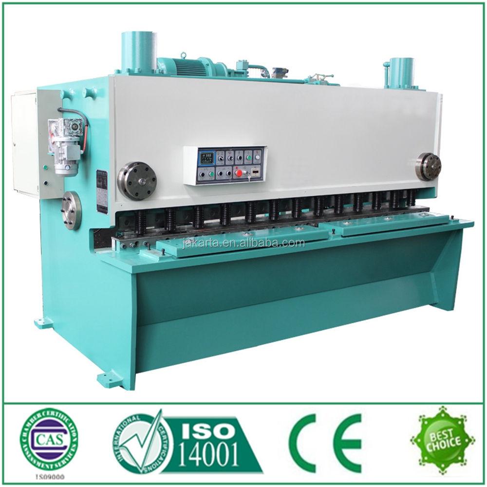 熱い販売の新しいqc11y- 20*2500油圧金属スクラップのせん断機、 切断機、 マシンを形成する