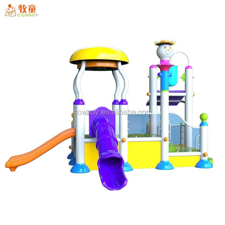 Aires de jeux enfants jouets scolaires glissière <span class=keywords><strong>intérieure</strong></span> <span class=keywords><strong>parc</strong></span> de l'eau pulvérisée