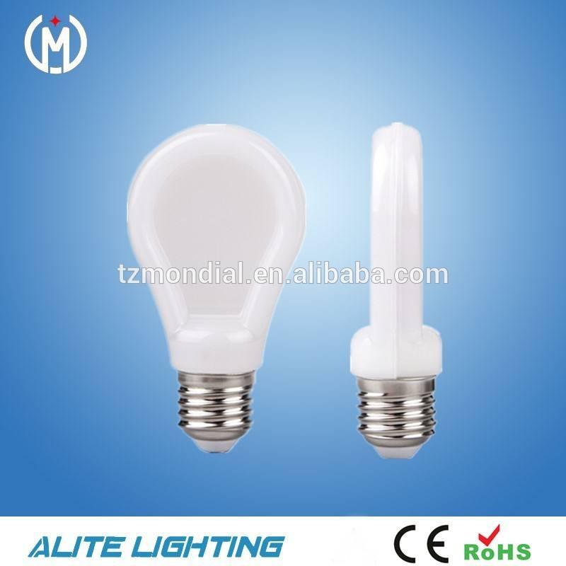 Delgado estilo de bulbo llevada delgada profesional diseño E27 luz ultrafire