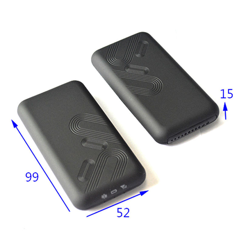 abs plastic material GPS tracker enclosures