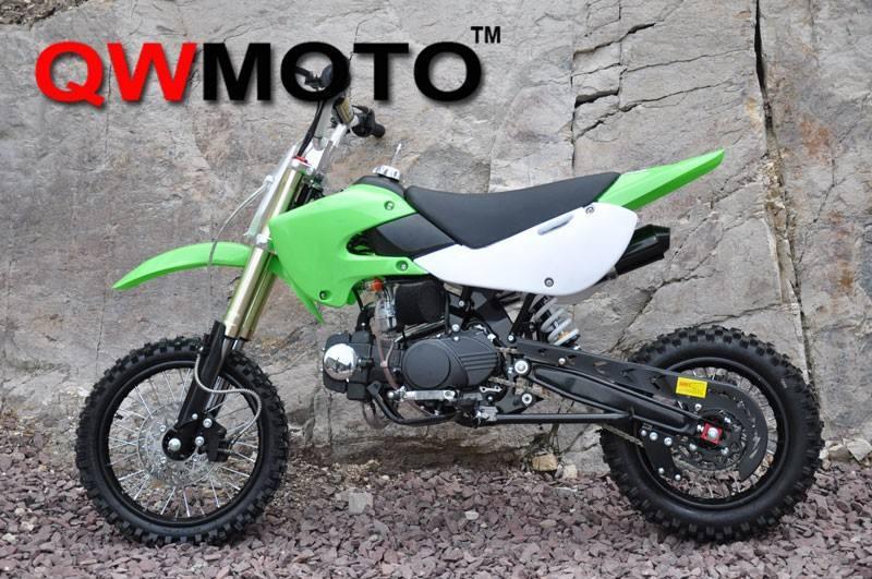 <span class=keywords><strong>Qwmoto</strong></span> KLX estilo motocicleta 125CC pit bike dirt bike