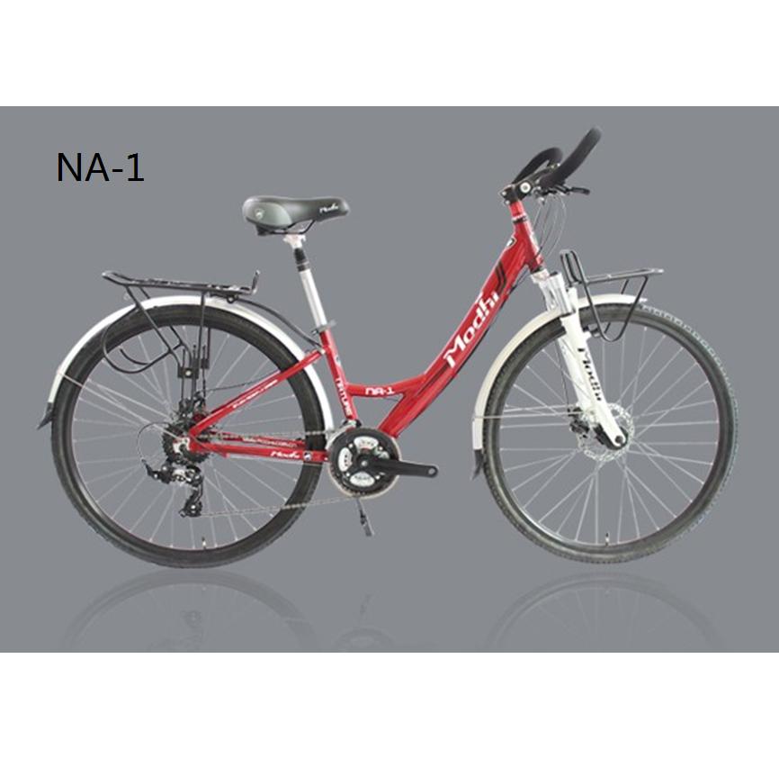 NA-1 Konfor Banliyö bayan bisiklet 8 S kelebek gidon 700C düşük Adım U-çerçeve Şehir bisiklet HOMHIN 2017