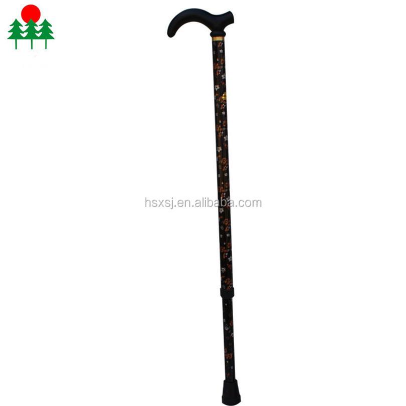 Настоятельно рекомендуется из нержавеющей стали легкий противоскользящие трость с меч