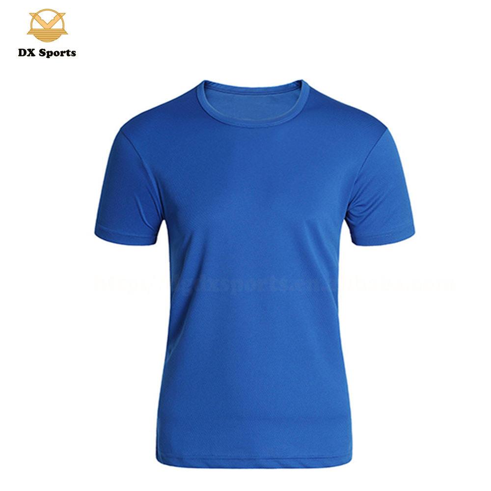 Jungen Leere ausgestattet licht gewicht dry fit t-shirt