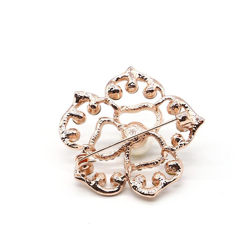 Tendências de moda costume <span class=keywords><strong>broches</strong></span> presente jóias feito à mão com cristais
