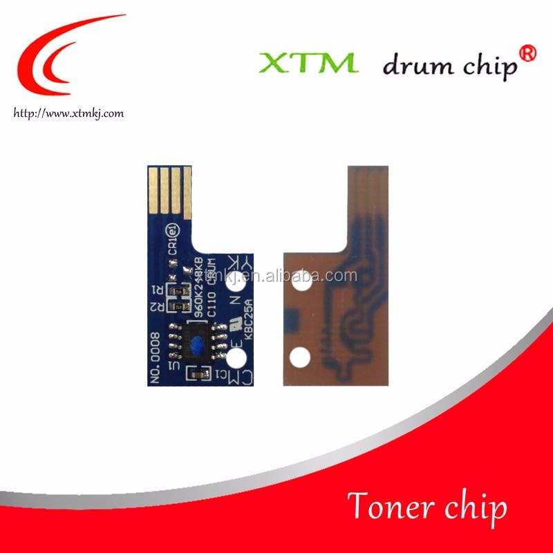 CT201118 CT201119 CT201121CT201120 fichas resetter chips de toner compatível para Xerox 1110B Docuprint C1110
