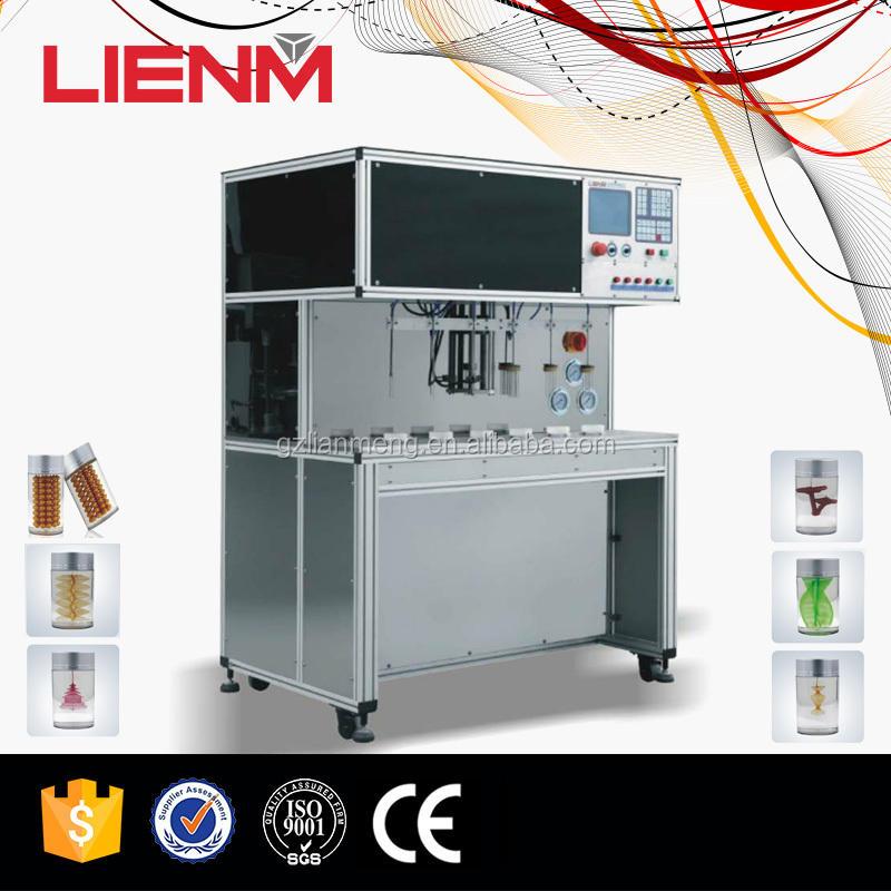 Large sélection de perles motif de Production de la crème de remplissage Machine de remplissage cosmétique