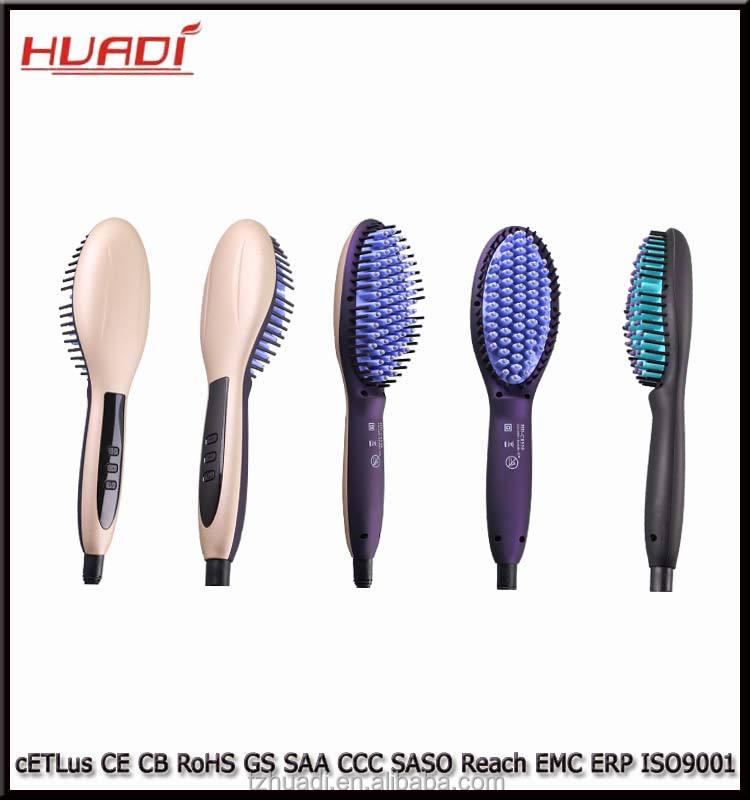 Escova de cabelo <span class=keywords><strong>Pente</strong></span> Alisamento Com Patente