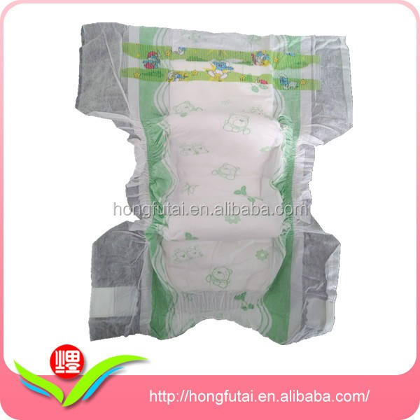 2015 nuevo estilo baby diaper planta de fabricación hotselling entrega rápida en francia alemania ucrania