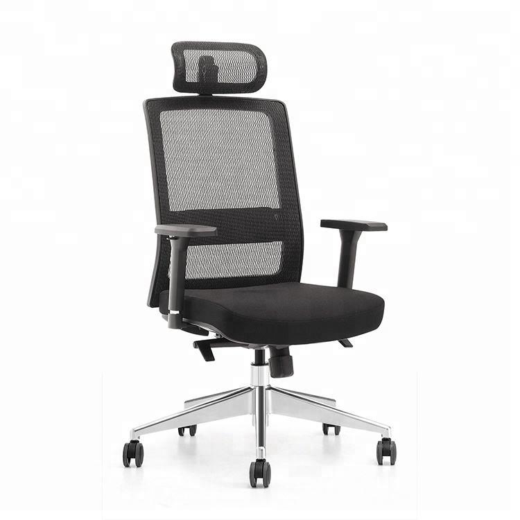 Malla diseño <span class=keywords><strong>ergonómico</strong></span> respaldo alto ejecutivo <span class=keywords><strong>superior</strong></span> silla de oficina para la venta