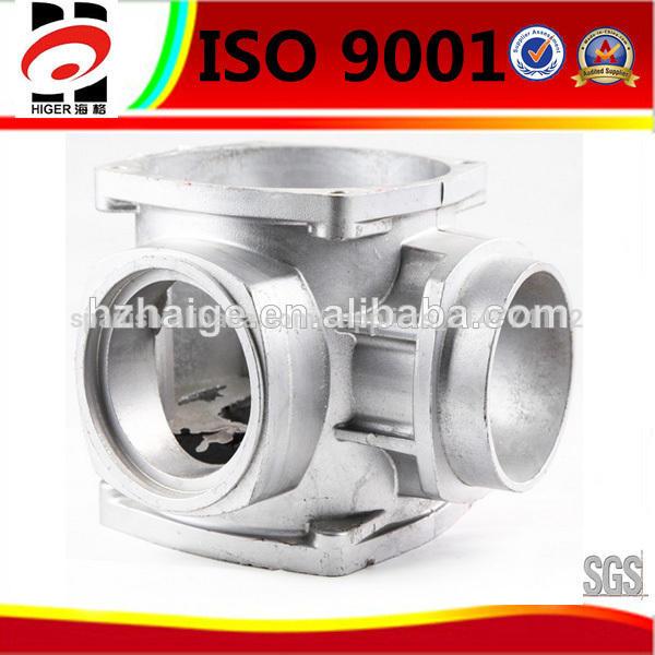 Las partes mecánicas& servicios de fabricación/aluminio partes bomba de agua