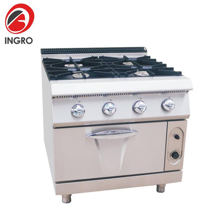 Comercial todo gas/gas cocina venta/estufa de gas horno