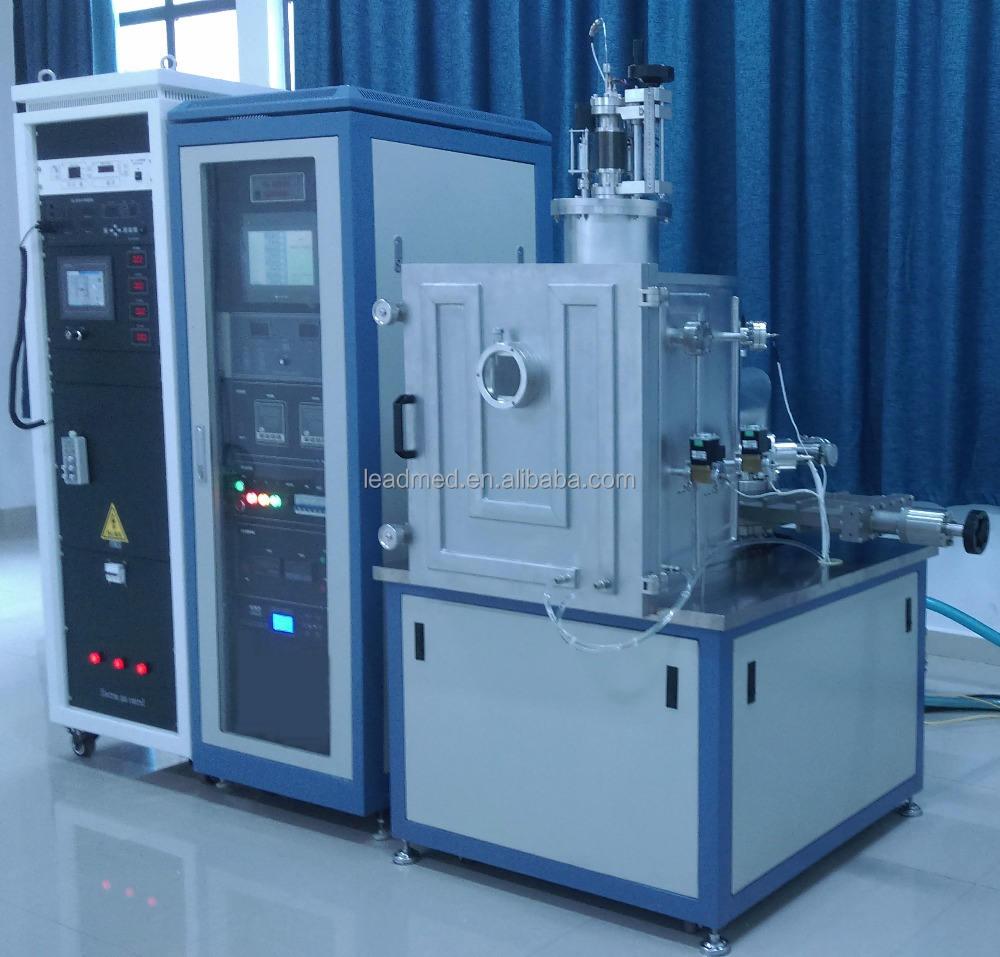 ZZS3-600G عالية فراغ الإلكترونية شعاع تتفاقم الحرارية التبخر آلة طلاء