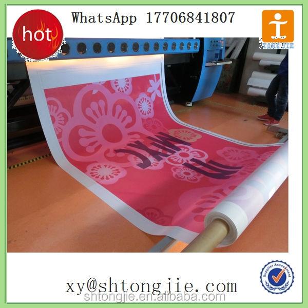 TJ--XY-1226 ЗАВОД ЦЕНА пвх открытый рекламные баннеры/большой баннер плакат печать/холст баннер плакат
