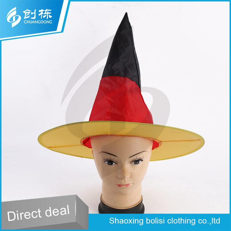 Fuente de la fábrica de moda personalizada sombrero de encargo común