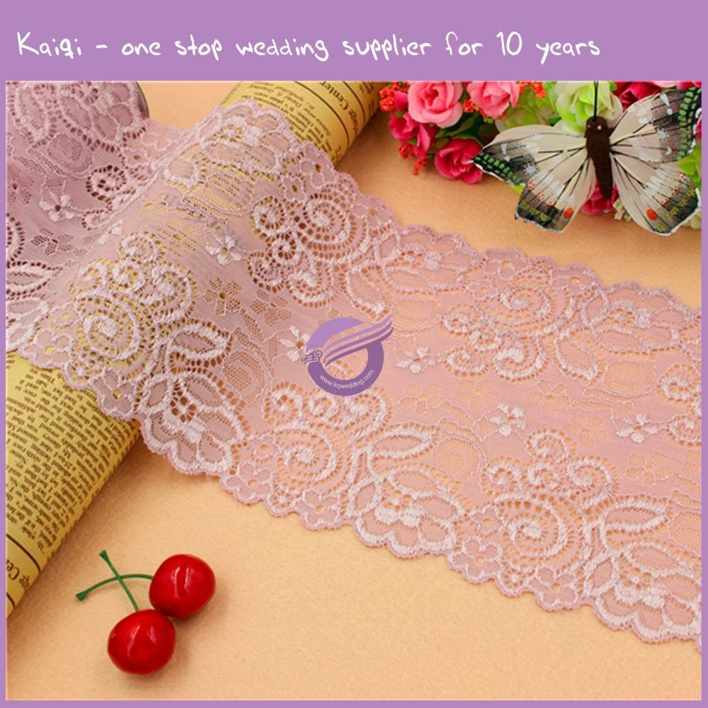 K8121 2016 <span class=keywords><strong>kaiqi</strong></span> último cordón francés/pestañas tela de encaje para las mujeres ropa