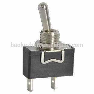 on-off, on-off-on, em- off- pulso toggle switch/interruptor da alavanca/agitar interruptor de fabricação de produtos da china