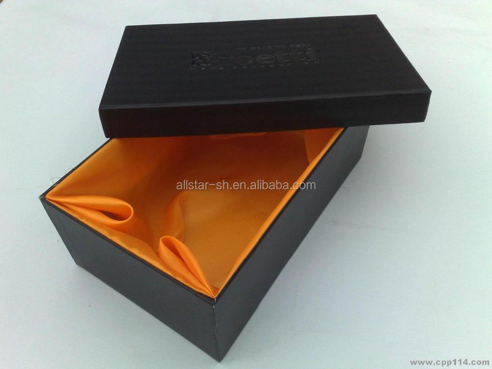 Китай профессиональное изготовление для складывания из бумаги коробки для косметической упаковки
