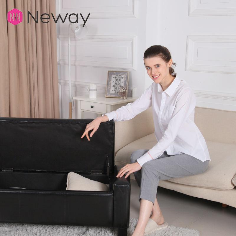 NEWAY completo nelle specifiche stoccaggio camera da letto panca
