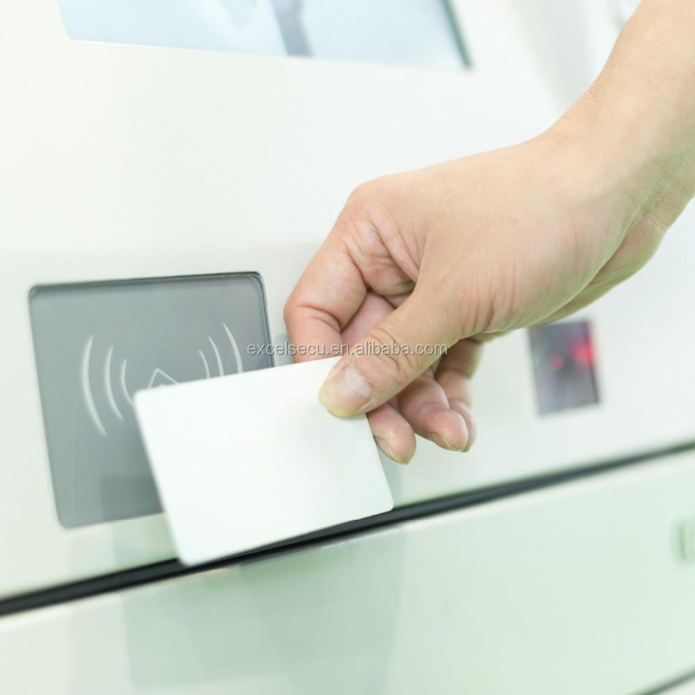 Рекламные безопасности alibaba Китай размер банковской карты ясно ID пустой пластиковой карты ПВХ
