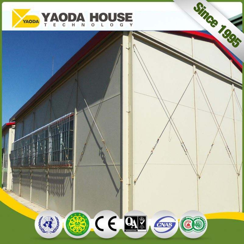 Personalizable Fácil <span class=keywords><strong>Construir</strong></span> Casas Prefabricadas De Acero Ligero