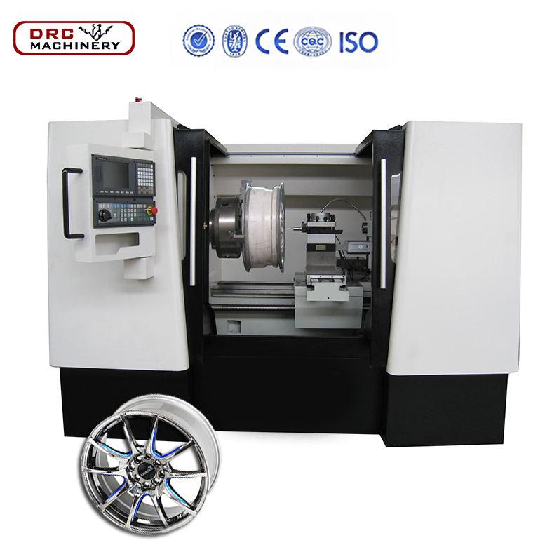 DRC cnc عجلة التجديد آلة DRC30W خاص مخرطة لإصلاح سيارة محور العجلة