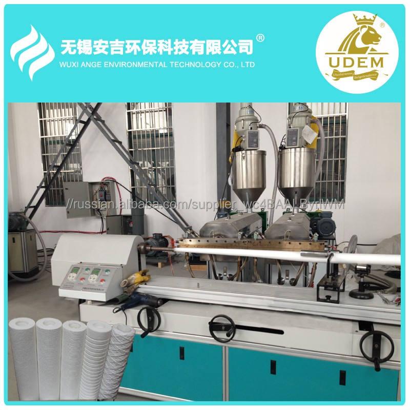 PP фильтр расплава взорван making machine 1 до 100 микрон картридж