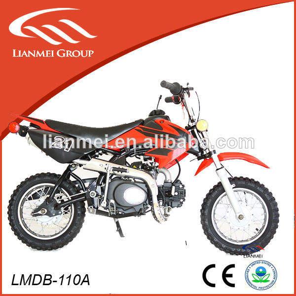 los niños de gas de color rojo mini dirt motos <span class=keywords><strong>50cc</strong></span> arranque eléctrico bici de la suciedad