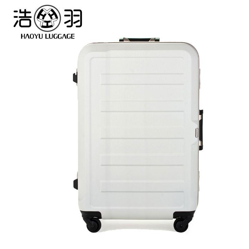 Белый большой емкости прочный функциональный легкий наивысшего качества <span class=keywords><strong>багаж</strong></span> и чемодан