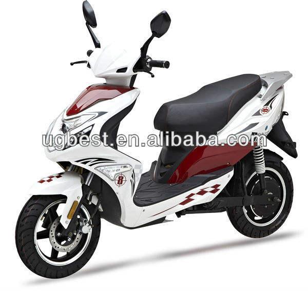 La cee scooter eléctrico/eléctrico del eec motocicleta/2013 nuevo diseño