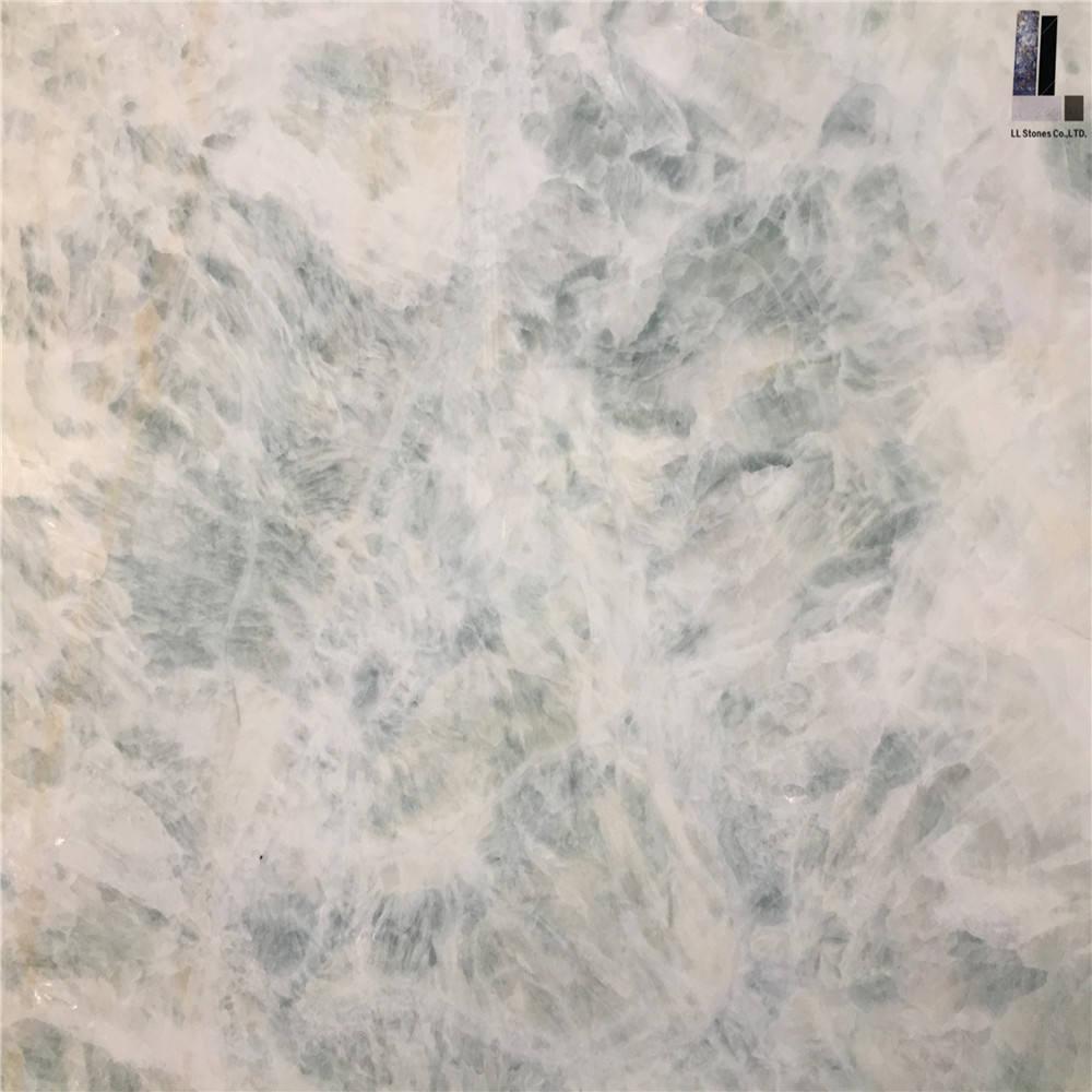 Natural verde Onyx mármol pulido y corte a medida para proyectos forma Onyx piedras panel azulejos de mármol pulido