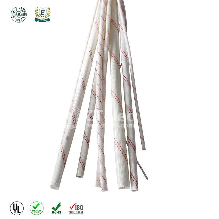 Resistente al calore isolamento IN PVC fibra di vetro del manicotto per <span class=keywords><strong>filo</strong></span> elettrico