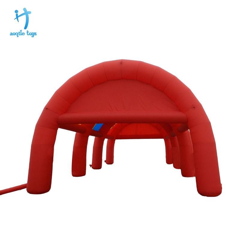 Buena calidad rojo hermoso al <span class=keywords><strong>aire</strong></span> libre inflable gigante <span class=keywords><strong>aire</strong></span> <span class=keywords><strong>cúpula</strong></span> carpa para eventos en venta