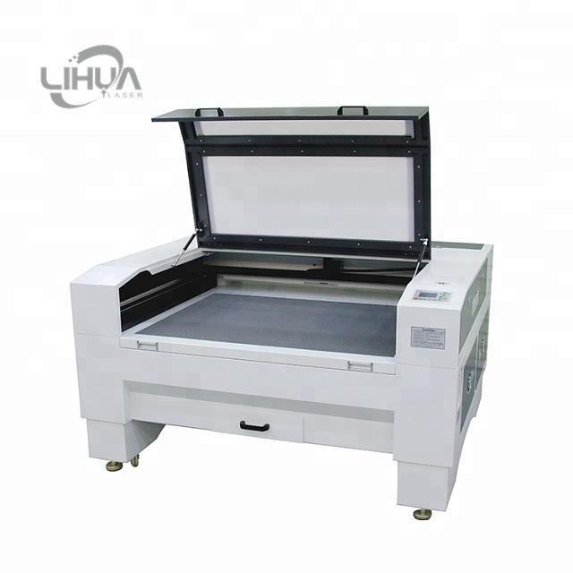 Vendite calde decorationDesktop taglio laser/macchina per incisione 500x300mm template incisore laser