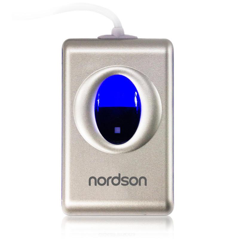 Zem600 Scanner Sensor Biométrico de impressões digitais Tempo E Presença