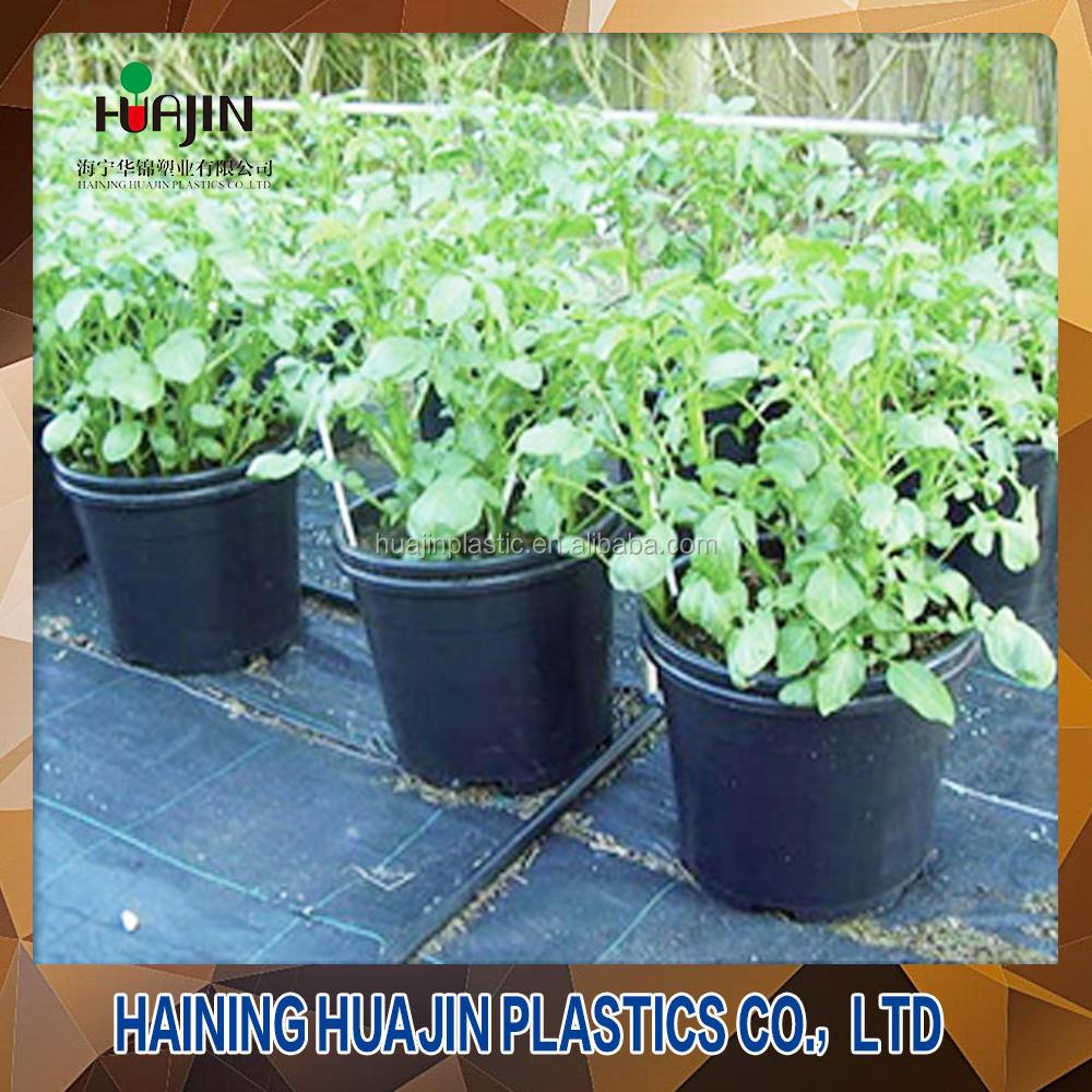 Oemポテト植物植木鉢ローマン植木鉢プラスチックポット卸売