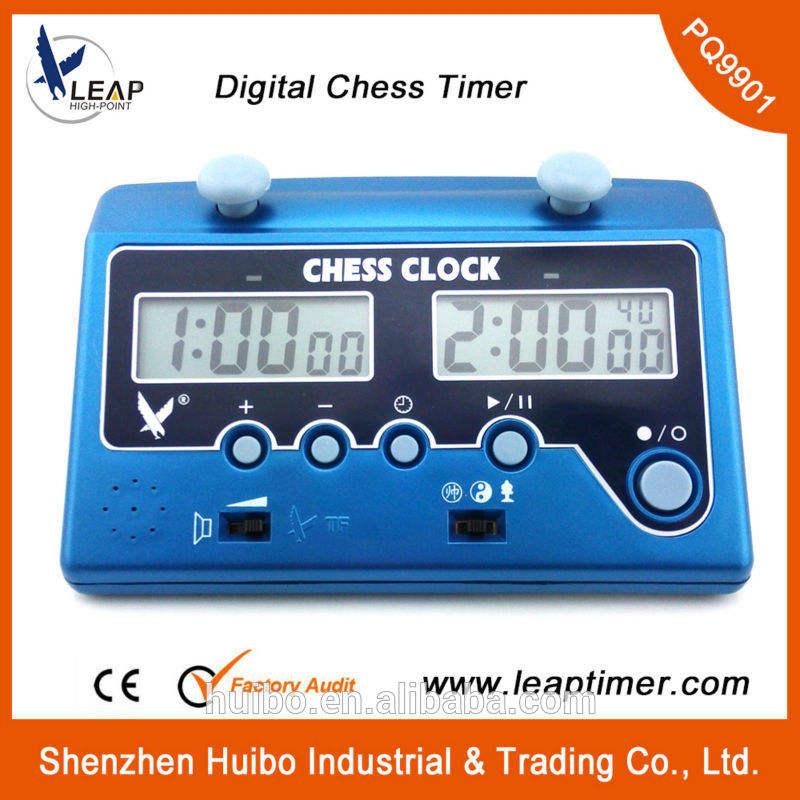 Suministro directo de fábrica barato digital timer ajedrez