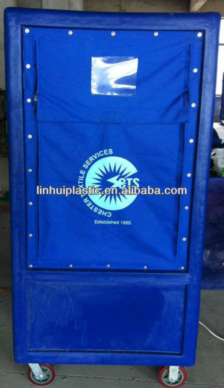 Roupas de plástico transportation cabinet no hotel
