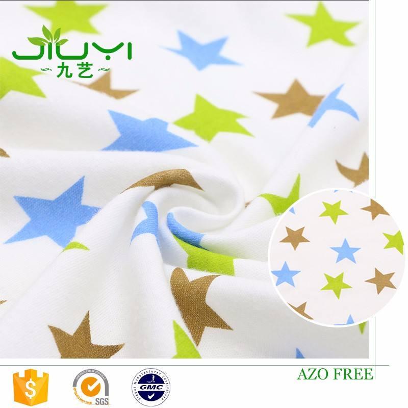 Großhandel günstige knitting custom star print <span class=keywords><strong>indonesien</strong></span> <span class=keywords><strong>baumwolle</strong></span> stoff mit stern