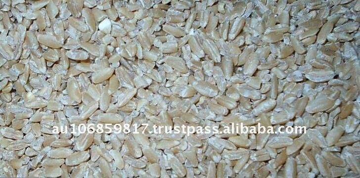 Australian organic kibbled wheat