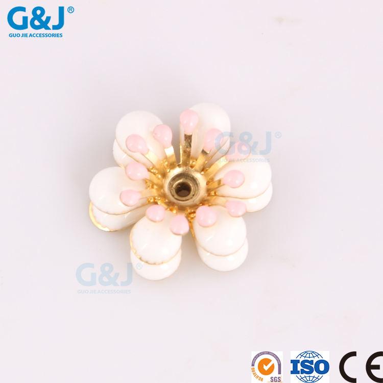 Guojie marque yiwu gros personnalisé faux décorations écologique remise de strass cristal