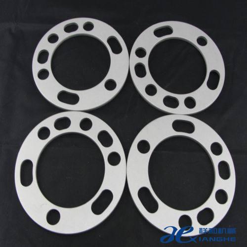 """China auto partes 1/4"""" separadores de rueda 5 terminales universal espaciador conjunto de cuatro"""