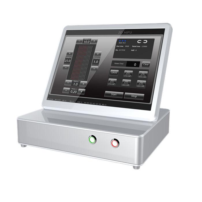 FDA Aprovado HIFU Portátil 10000 Tiros 11 Linhas 3D Máquina Face Lift/3D Facelift HIFU/Slimming o Equipamento Da Beleza