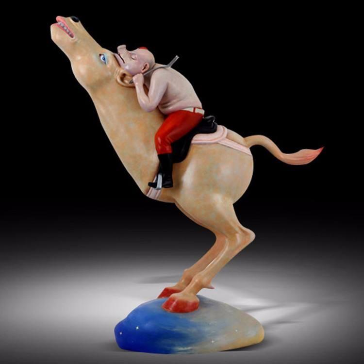 Art decor скульптура лошади с индивидуальные статуя металла <span class=keywords><strong>ремесел</strong></span> производство