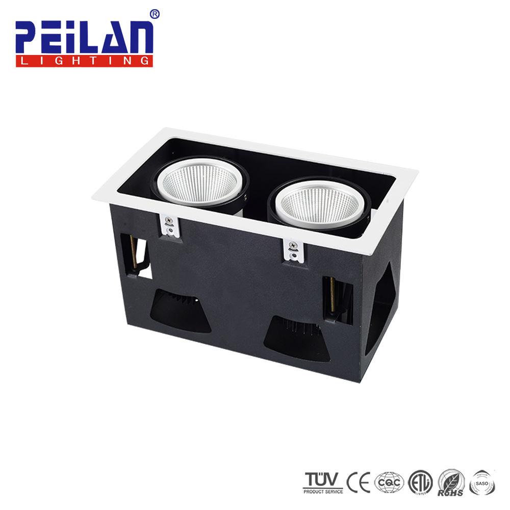 Peilan 2018 Лидер продаж с антибликовым покрытием светодиодный пятно света 100 Вт Moving Head сад местная подсветка