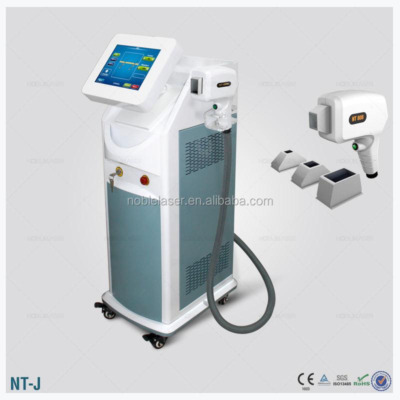 808nm diodo laser preço/laser depilator/depilador a laser com bom preço com CE à venda