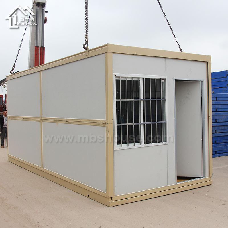 Beste verkauf fertig folding shipping container haus