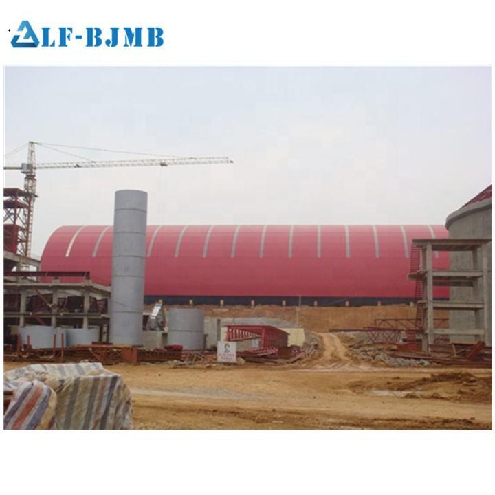 Xuzhou SI Haute Qualité De toiture à Ossature Spatiale Produits de Structure En Acier ou en <span class=keywords><strong>b</strong></span>éton de Ciment clinker Entrepôt