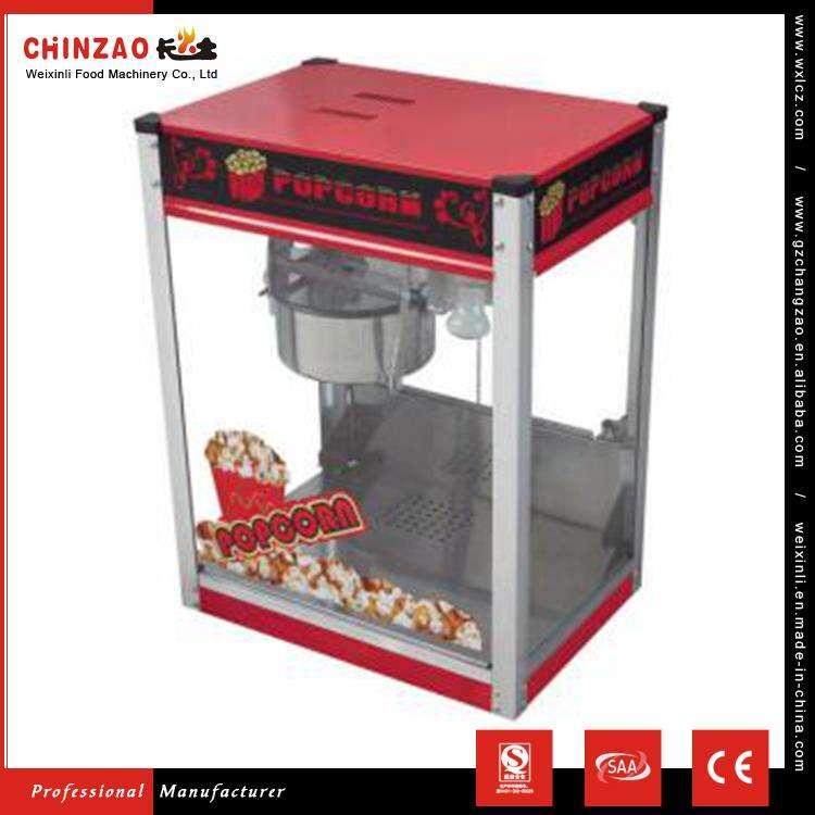 CHINZAO Alibaba China Venta En Línea 5Kg <span class=keywords><strong>Callos</strong></span>/h Batería Operado Máquina <span class=keywords><strong>de</strong></span> Palomitas <span class=keywords><strong>de</strong></span> maíz Para El Equipo del Restaurante